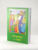 Omaľovánka - Priatelia v nebi - omaľovanka s textom - fotografia 3