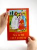 Omaľovánka - Pán Ježiš robil zázraky - omaľovanka s textom - fotografia 5