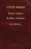Sväté Písmo (vreckové) - Nový zákon, Kniha Žalmov - fotografia 2