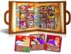 Život a cesty apoštola Pavla - otvárací kufrík s 12 malými knižočkami - fotografia 2