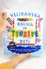 Velikánska kniha pre tvorivé deti - Nápaditý sprievodca výtvarnými technikami pre všetky tvorivé rúčky - fotografia 5