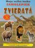 Zvieratá - Moja veľká kniha samolepiek - pre deti 3+ - fotografia 2
