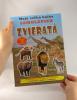Zvieratá - Moja veľká kniha samolepiek - pre deti 3+ - fotografia 5