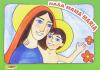 Naša mama Mária - maľovánka s nálepkami - fotografia 2