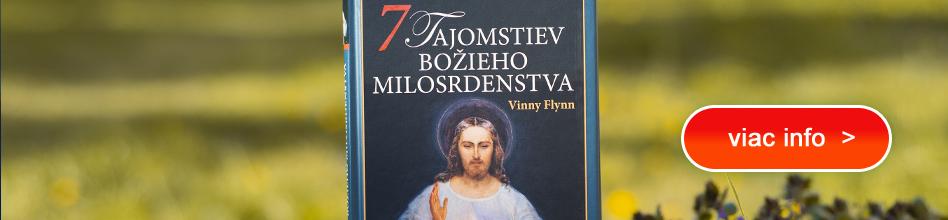 7 tajomstiev Božieho milosrdenstva